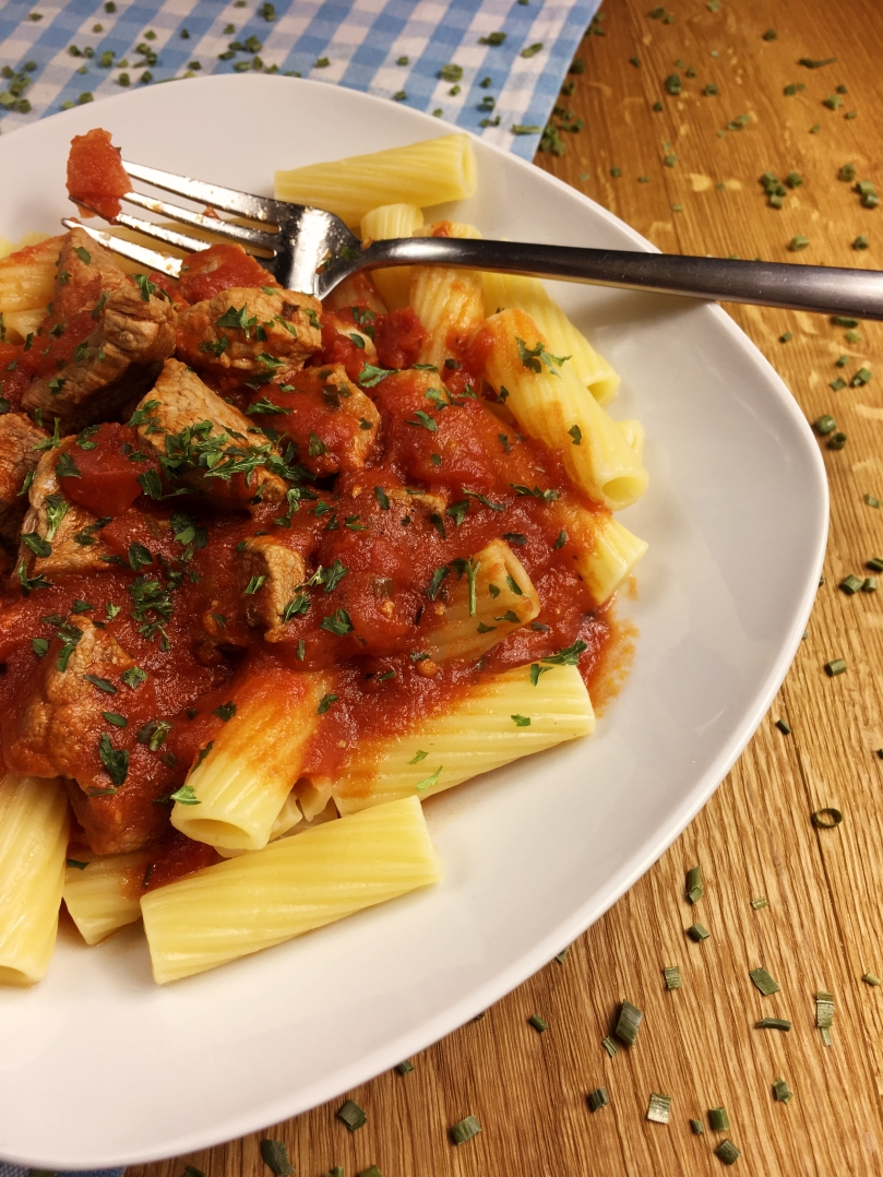 pastacarnepizzaiola