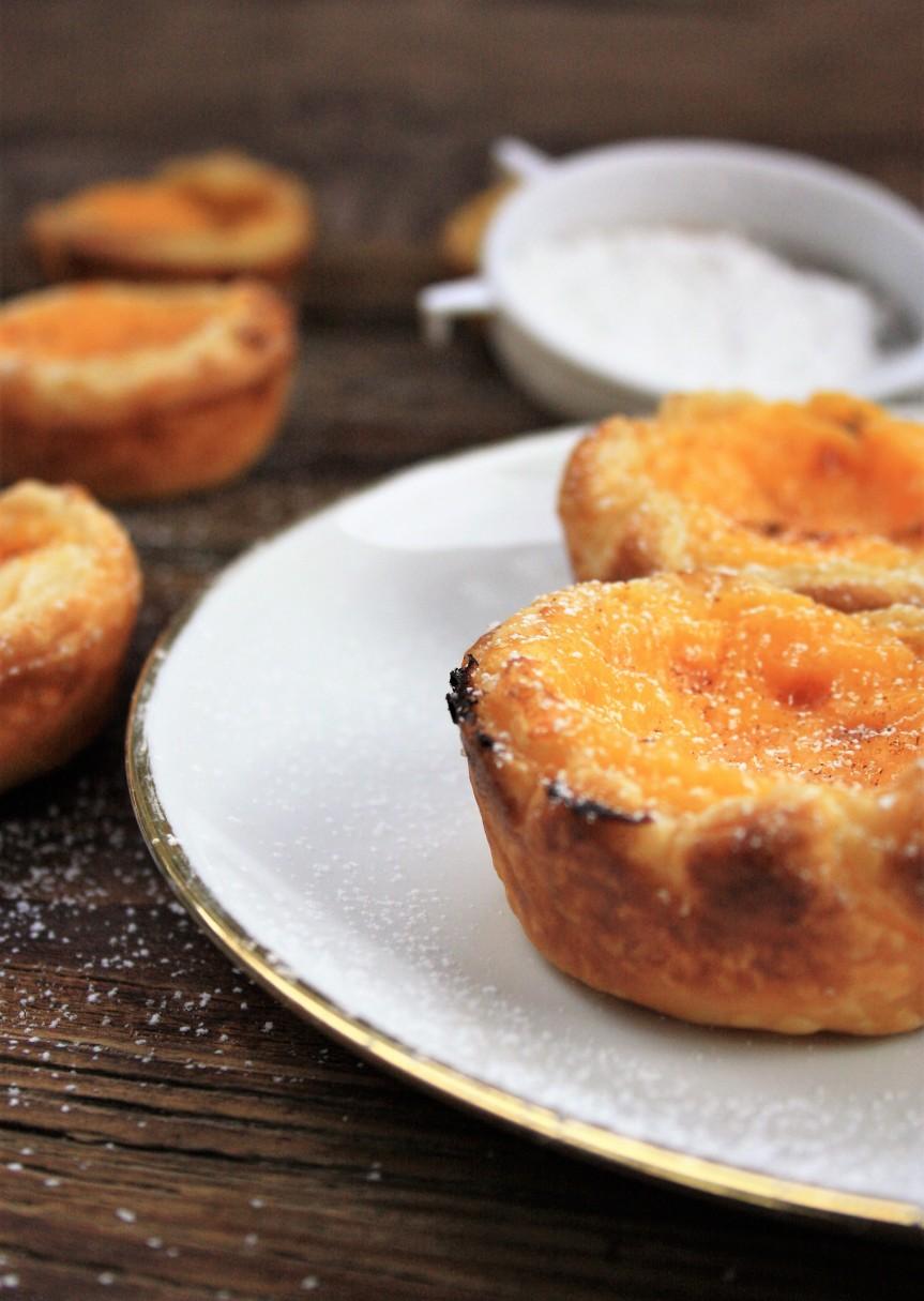 Portugiesisches Träumchen – Pastéis deNata