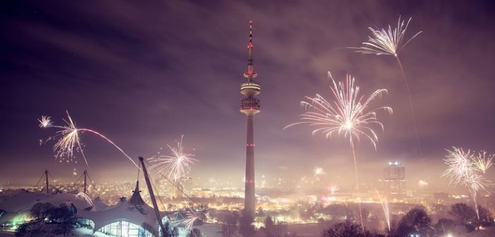 Olympiaberg Silvester