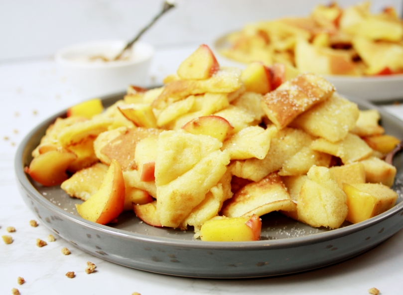 Äpfel-Kratzede